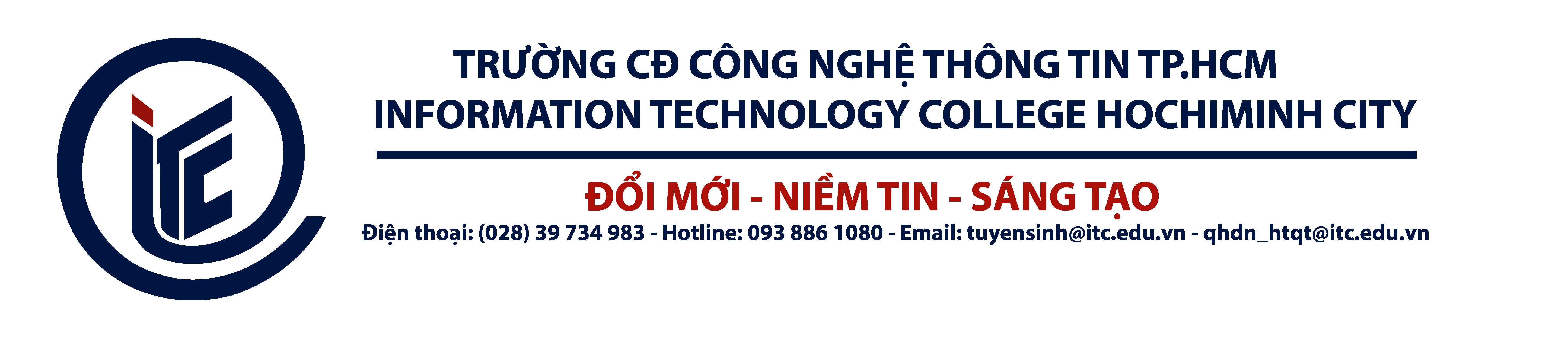 Trường Cao Đẳng Công Nghệ Thông Tin TP. Hồ Chí Minh